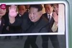 Tàu của ông Kim Jong-un về thẳng Triều Tiên, không dừng ở Bắc Kinh