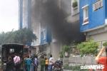 Cháy chung cư quận 8 TP.HCM: Hệ thống chữa cháy và lối thoát hiểm không sử dụng được