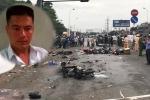 Tài xế container tông hơn 20 người thương vong ở Long An dương tính ma tuý