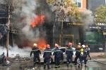 Tướng Đoàn Việt Mạnh: 'Mỗi gia đình nên lắp đặt thiết bị cảnh báo cháy cục bộ'