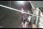 'Soái ca' áo trắng trộm xe bị phát hiện, bỏ chạy trối chết