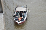 Cô gái nhảy xuống sông Sài Gòn tự tử giữa trời lạnh giá