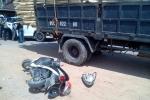 Tài xế xe tải tông 3 người trọng thương, bỏ trốn khỏi hiện trường