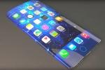 Ra mắt iphone 8: Màn hình OLED sẽ không cong 2 cạnh như galaxy S8?