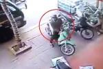 Clip: Đạo chích phá khóa điện, trộm SH trong 3 giây ở Vĩnh Phúc
