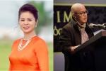 Thấy chồng 'tái xuất' sau 5 năm rời xa gia đình, bà Lê Hoàng Diệp Thảo nói gì?