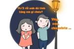 Ngày Valentine Trắng 14/3: Những tình huống dở khóc dở cười bạn trẻ hay gặp
