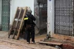 Tiếp tục vây ráp, truy tìm tên trộm nổ súng bắn Phó công an phường