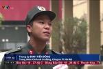 Video: Cảnh sát cơ động kể lại thời gian bị giữ tại thôn Hoành