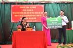 Vietcombank tặng 3 tỷ đồng xây dựng trường mầm non tại Lạng Sơn