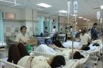 Sau bữa trưa, hàng chục công nhân ở Bình Dương nhập viện cấp cứu