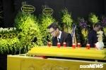 Ảnh: Lãnh đạo, nguyên lãnh đạo Đảng, Nhà nước xúc động tiễn biệt GS Phan Huy Lê