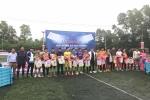 Cầu thủ trẻ nghiệp dư Huế đua tài tại giải đấu lớn cuối năm