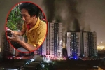 Cháy chung cư ở Sài Gòn: Nạn nhân kể giây phút dò dẫm tìm đường thoát thân