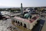Số người chết tăng lên 1200 trong thảm họa kép ở Indonesia