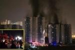 Cháy chung cư Carina ở TP.HCM: Có thể xử lý tội giết người