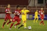 Lượt về giải bóng đá nữ VĐQG: Tứ đại nương tranh ngôi vô địch
