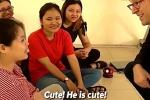 Video: Sinh viên Việt Nam khen ông Trump dễ thương, thích cả Trump và Obama trên truyền hình Mỹ