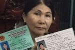 'Bà trùm' thay hình đổi dạng trốn truy nã 12 năm