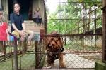 Bé trai 13 tuổi bị hổ vồ ở Thanh Hóa: Lời kể rợn người từ nhân chứng