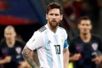 Cập nhật World Cup 2018 ngày 22/6: Messi căng thẳng tột độ trước đại chiến Croatia