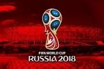 Xem trực tiếp bóng đá World Cup 2018 ở đâu, trên kênh nào?