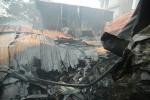 Cháy nhà xưởng hàng nghìn m2 ở Hà Nội, 8 người chết và mất tích