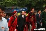 Video: Thủ tướng dâng hương tại Đền Hùng dưới trời mưa nặng hạt