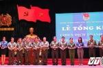 15 học viên Học viện An ninh được Bộ Công an tặng bằng khen