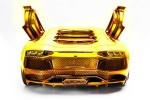 Mô hình siêu xe 'dát vàng' chục triệu euro