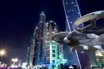 Tương lai đi taxi bay trong thành phố không còn xa