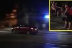 Tạm giữ tài xế Mazda 3 rú ga, phóng tốc độ cao gây tai nạn ở hồ Hoàn Kiếm