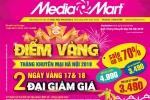 MediaMart đại giảm giá tới 70% trong 2 ngày vàng Tháng khuyến mại Hà Nội