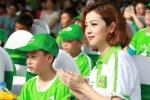 Con trai riêng của Jennifer Phạm càng lớn càng giống bố Quang Dũng