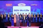 BIDV MetLife vinh dự nhận giải thưởng Rồng Vàng 2017
