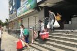 Cháy chung cư Carina ở TP.HCM: Túi xách chứa cọc tiền nghi của nạn nhân thiệt mạng
