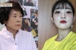 Con gái Choi Jin Sil bị chỉ trích vì yêu cầu cảnh sát tước quyền giám hộ của bà ngoại