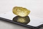 Chiêm ngưỡng viên kim cương vàng khổng lồ đẹp nguyên sơ, tinh khiết
