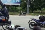 Đối đầu với xe tải, nam thanh niên đi xe máy chết thương tâm
