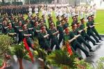 Học viện Quân y công bố điểm chuẩn 2017, cao nhất là 30 điểm