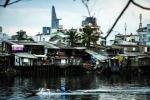 Ảnh: Khu ổ chuột nhếch nhác giữa đô thị Sài Gòn