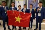 6 học sinh Việt Nam giành huy chương tại cuộc thi IJSO 2017