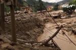 Mù Cang Chải tan hoang, ngập trong bùn đất sau lũ quét