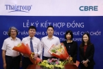 Thai Square: Khu phức hợp văn phòng hạng sang ra mắt thị trường Hà Nội