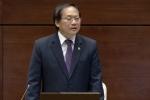 Trực tiếp: Bộ trưởng Trương Minh Tuấn tiếp tục trả lời chất vấn chiều 17/11
