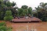 Lãnh đạo Đảng, Nhà nước Việt Nam gửi điện thăm hỏi Lào về sự cố vỡ đập thủy điện