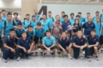 Video: Cận cảnh 'đại bản doanh' của đội tuyển Việt Nam tại Bali