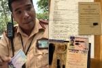 Cảnh sát giao thông TP.HCM từ chối giấy phép lái quốc tế: Tài xế lên tiếng