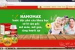 Phạt nặng TPCN Hamomax vì quảng cáo như thuốc chữa bệnh
