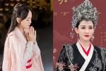 Xuýt xoa với nhan sắc không tuổi của mỹ nhân U40 Trần Kiều Ân trong 'Độc Cô hoàng hậu'